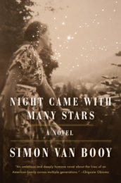 Night Came with Many Stars front cover